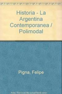 Papel Historia La Argentina Contemporanea Polimodal