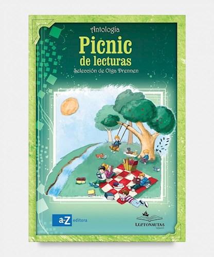 Libro Picnic De Lecturas  Lectonautas
