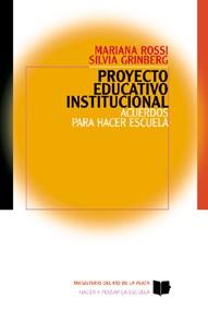 Papel PROYECTO EDUCATIVO INSTITUCIONAL