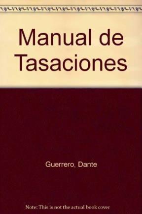 Libro Manual De Tasaciones