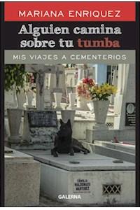 Papel Alguien Camina Sobre Tu Tumba