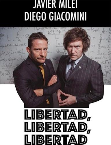 Libro Libertad Libertad Libertad