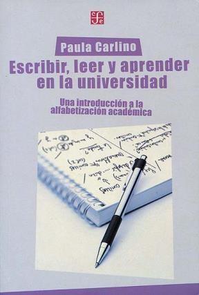 Papel Escribir Leer Y Aprender En La Universidad