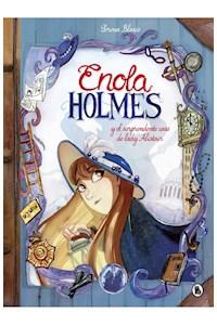 Papel Enola Holmes Y El Sorprendente Caso De L