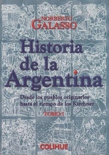 Papel HISTORIA DE LA ARGENTINA (2 TOMOS)
