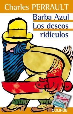 Papel BARBA AZUL LOS DESEOS RIDICULOS