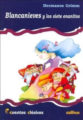Libro Blancanieves Y Los Siete Enanitos