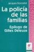 Papel Policia De Las Familias, La