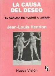 Papel CAUSA DEL DESEO, LA-EL AGALMA DE PLATON A LACAN