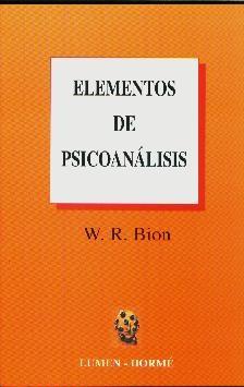 Papel ELEMENTOS DE PSICOANALISIS