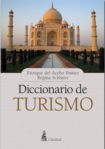 Libro Diccionario De Turismo