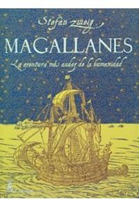 Papel Magallanes - La Aventura Mas Audaz De La Humanidad -