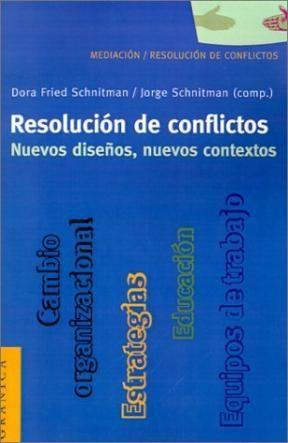 Libro Resolucion De Conflictos