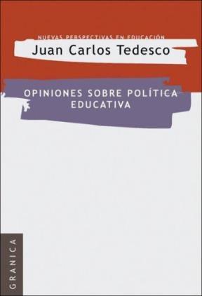 Papel Opiniones Sobre Politica Educativa