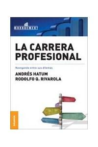 Papel Carrera Profesional , La
