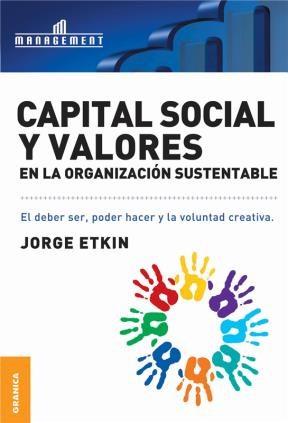 E-book Capital Social Y Valores En La Organización Sustentable