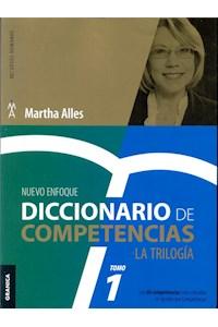 Papel Diccionario De Competencias - Tomo 1
