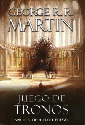 Libro 1. Juego De Tronos  Cancion De Hielo Y Fuego