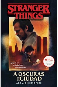 Papel Stranger Things - A Oscuras En La Ciudad