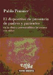 Papel EL DISPOSITIVO DE PRESENCIA DE PADRES Y PARIENTES