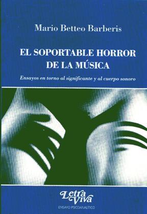 Papel EL SOPORTABLE HORROR DE LA MUSICA