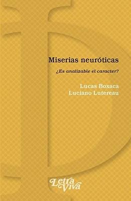 Papel MISERIAS NEUROTICAS