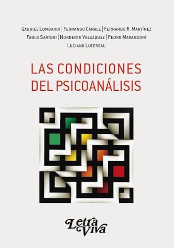 Papel LAS CONDICIONES DEL PSICOANALISIS
