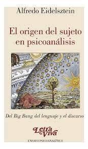 Papel EL ORIGEN DEL SUJETO EN PSICOANÁLISIS