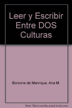 Papel Leer Y Escribir Entre Dos Culturas