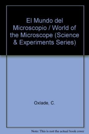 Papel Mundo Del Microscopio, El