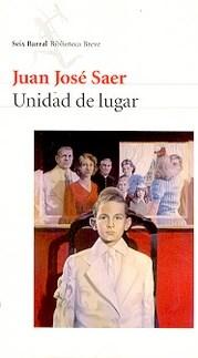 Papel UNIDAD DE LUGAR (COLECCION BIBLIOTECA BREVE)
