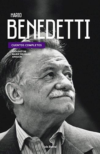Papel CUENTOS COMPLETOS (MARIO BENEDETTI) [PROLOGO DE MARIO DELGADO APARAIN]