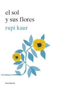 Papel El Sol Y Sus Flores