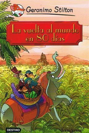 Vuelta Al Mundo En 80 Dias  La