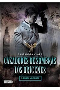 Papel Cazadores De Sombras Los Origenes 1- Angel Mecanico
