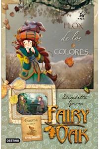 Papel Fairy Oak. Flox De Los Colores. Serie Cuatro Misterios 3