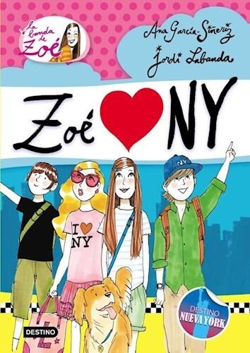 Papel Banda De Zoe 4, La - Zoe  Love N York