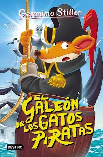 Libro 8. El Galeon De Los Gatos Piratas