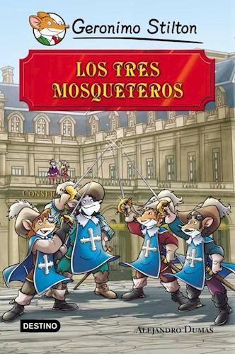 Libro Grandes Historias  Los Tres Mosqueteros