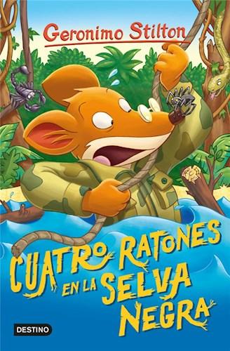 Libro 10. Cuatro Ratones En La Selva Negra