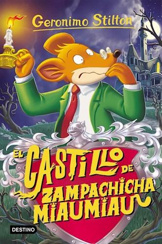 Libro 13. El Castillo De Zampachicha Miaumiau