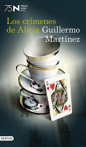 Libro Los Crimenes De Alicia