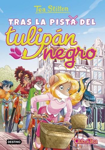 Papel Tea Stilton 18 Tras La Pista Del Tulipan