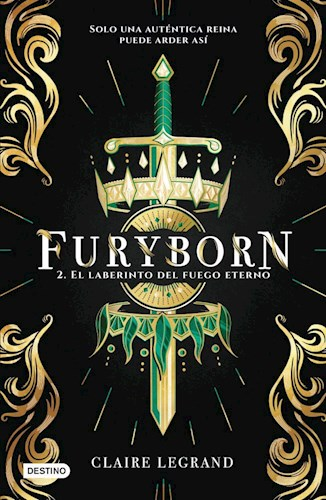 Libro 2. Furyborn