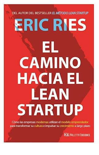 Papel Camino Hacia El Lean Startup, El
