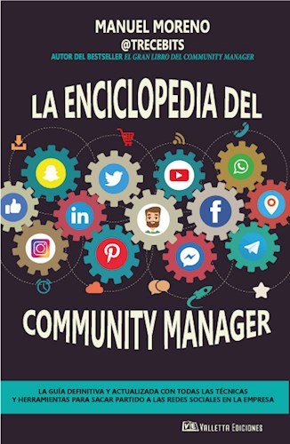 Papel Enciclopedia Del Community Manager, La