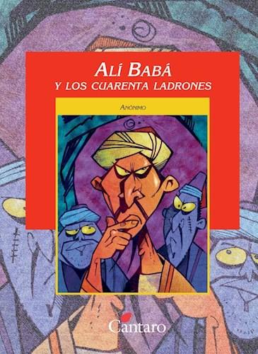 Papel Ali Baba Y Los Cuarenta Ladrones Cantaro