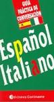 Papel Guia Practica Conversacion Español Italiano