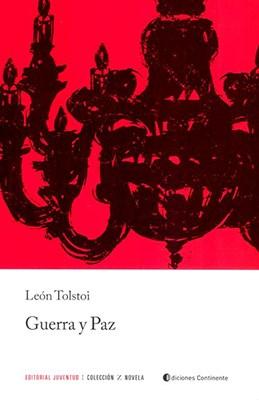 Libro Guerra Y Paz ( Nva.Edicion ) (Ed.Arg)