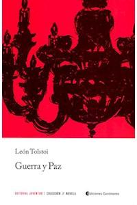 Papel Guerra Y Paz ( Nva.Edicion ) (Ed.Arg)